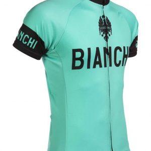 Team Bianchi Jersey Celeste