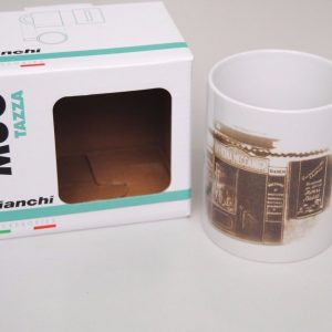 BIANCHI OFFICINA MECCANICA COFFEE MUG
