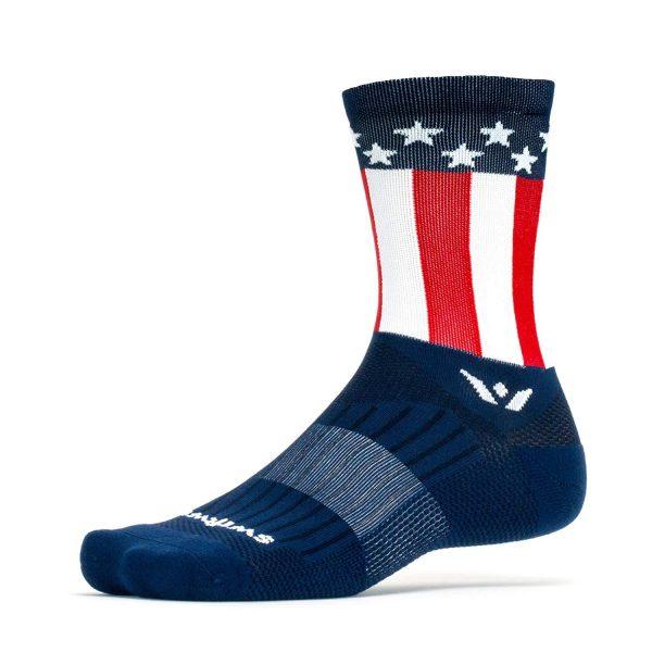 VISION-FIVE-American-Pride-Cycling-Socks