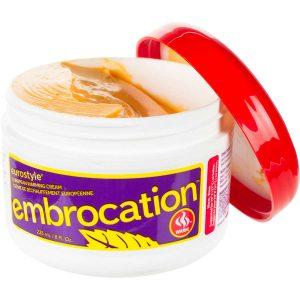 Embrocation Warming Cream