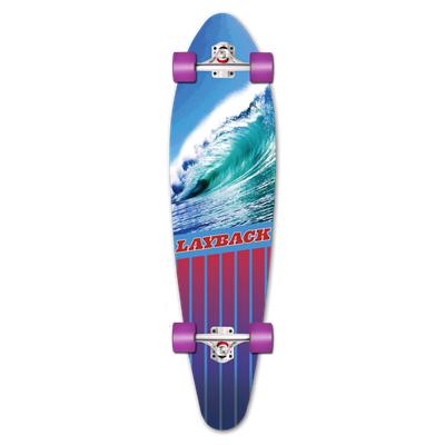 Layback-Skateboards-Going-Left-Longboard-Kicktail