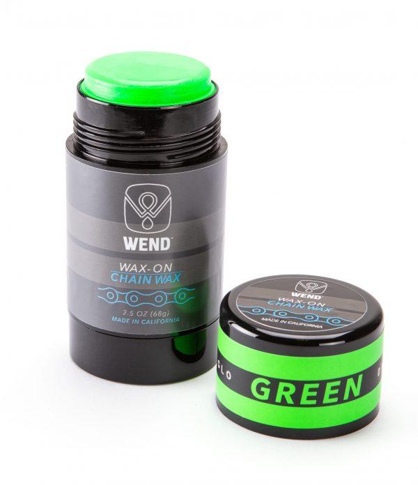Wend-Bike-Chain-Wax-Green