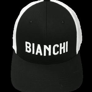 Bianchi  Mesh Cap Blk/White