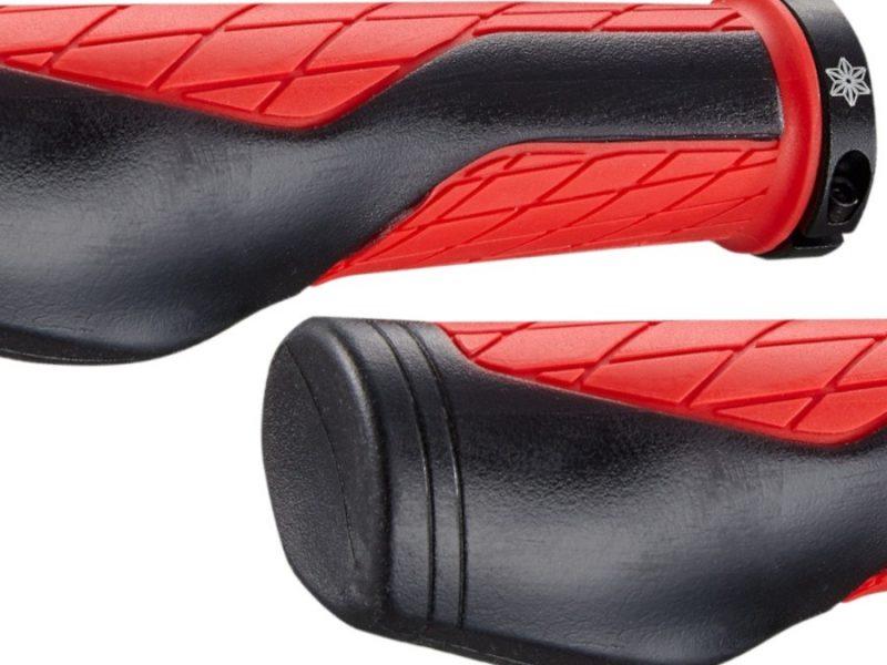 supacaz-kush-ergo-lock-on-bar-grips-black-red